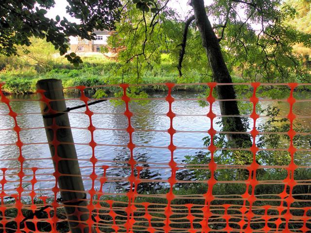 Protective mesh, Cranny