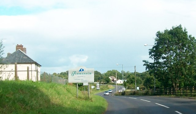 A rather belated welcome to Co Fermanagh