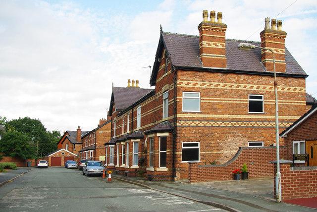 Victoria St Knutsford