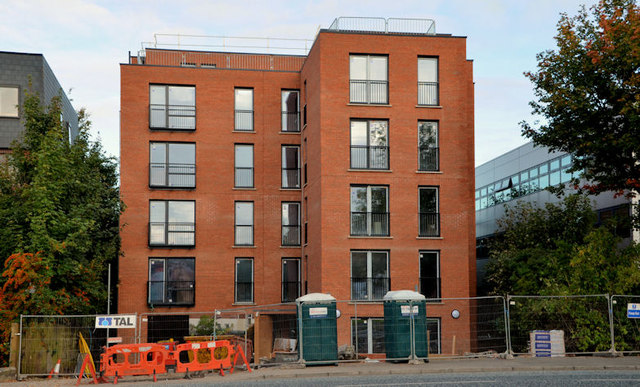 New apartments, east  Belfast (2-5)