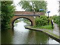 SP1391 : Berwood Bridge near Tyburn, Birmingham by Roger  Kidd