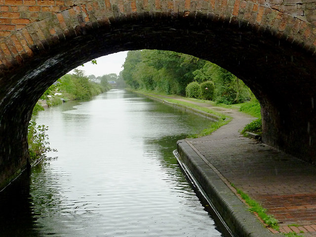 Birmingham and Fazeley Canal near Tyburn, Birmingham
