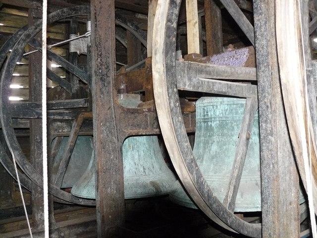 The bells. St. Helen's Church