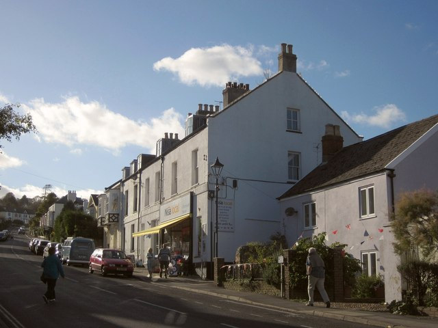 The Street, Charmouth