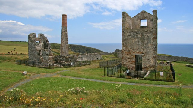 Tankardstown Engine Houses
