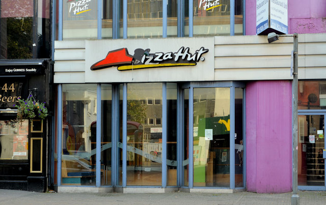 "Former ""Pizza Hut"", Belfast"