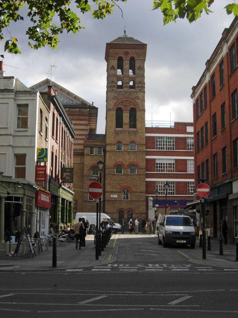 Spafield Street, Clerkenwell
