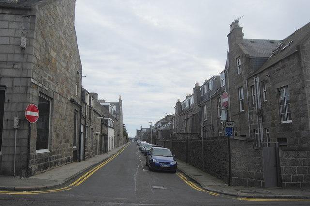 Springbank Street, Aberdeen