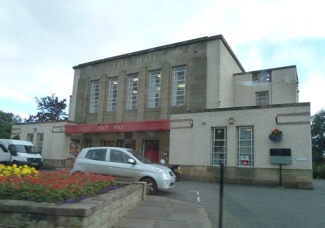 Tait Hall