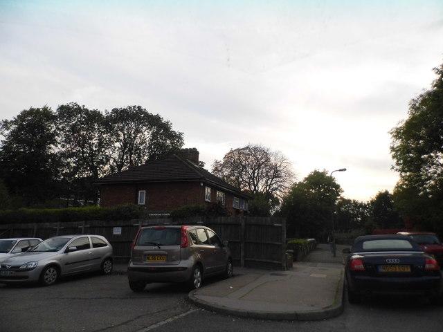 Seymour Villas, Anerley