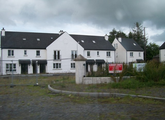 Laragh Croft, Ballycassidy - A Ghost Estate