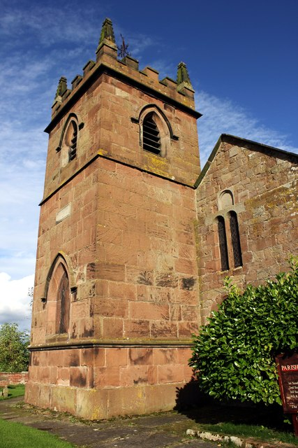 St Peter's Church, Plemstall