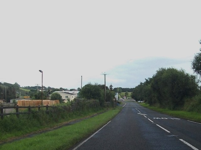 Balcas Timber, Enniskillen Airport