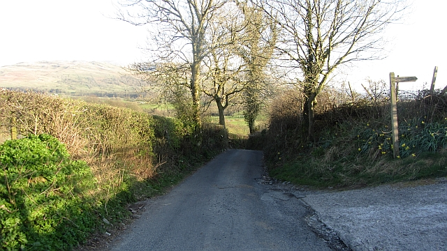 Shacklabank Lane