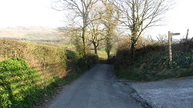 Shacklabank Lane