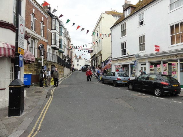 Hastings, High Street