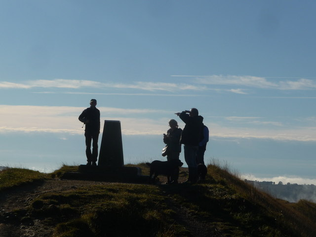 On Painswick Beacon