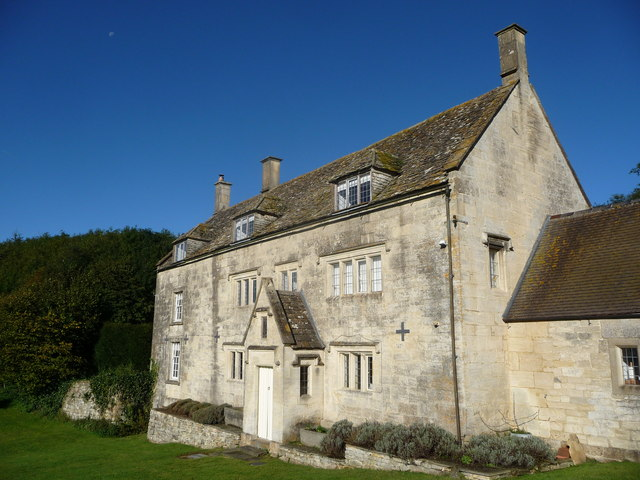 Spoonbed farmhouse