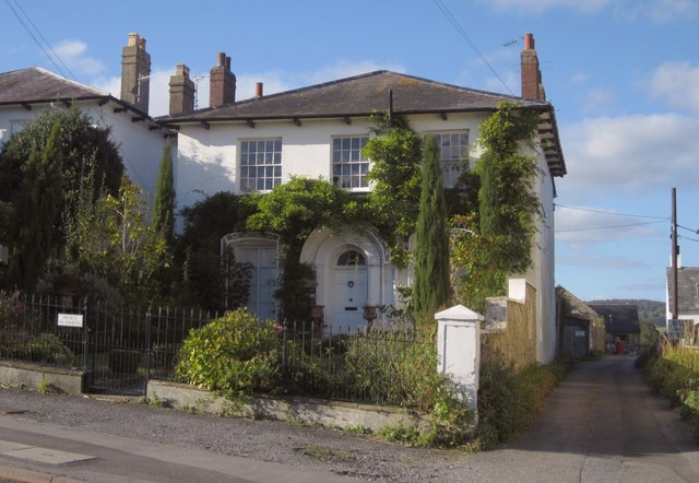 The Rectory, Charmouth