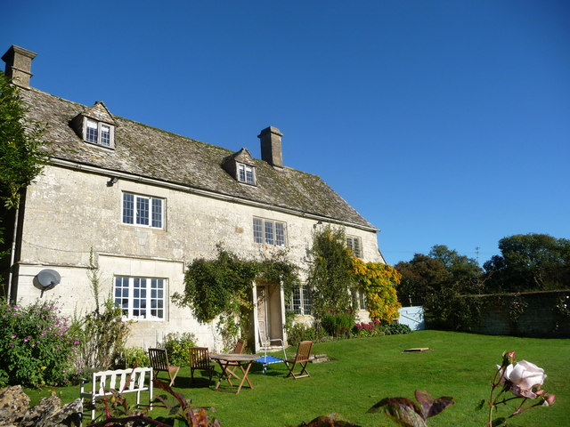 Upper Holcombe Farmhouse