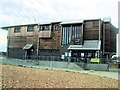 TQ2304 : Shoreham Lifeboat Station by Paul Gillett