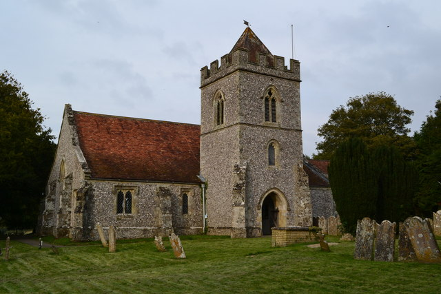 All Saints church, Winterslow