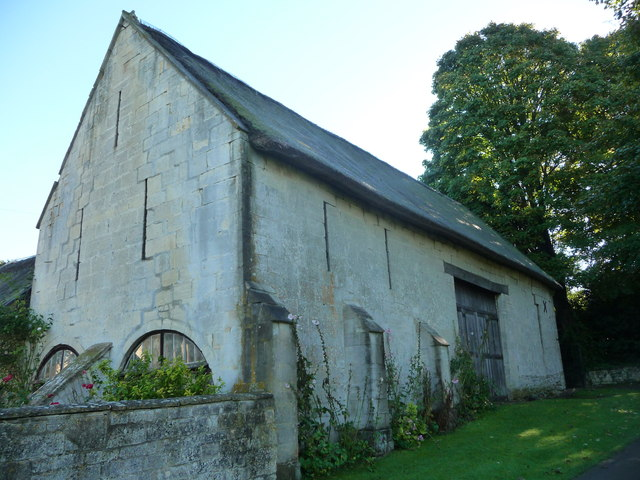 Barn at Holcombe House