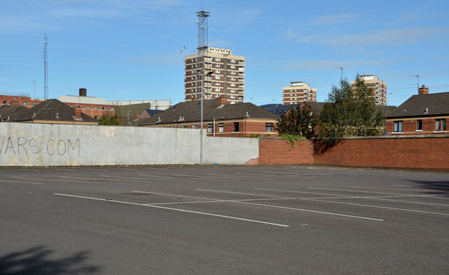 Frederick Street car park, Belfast (1)