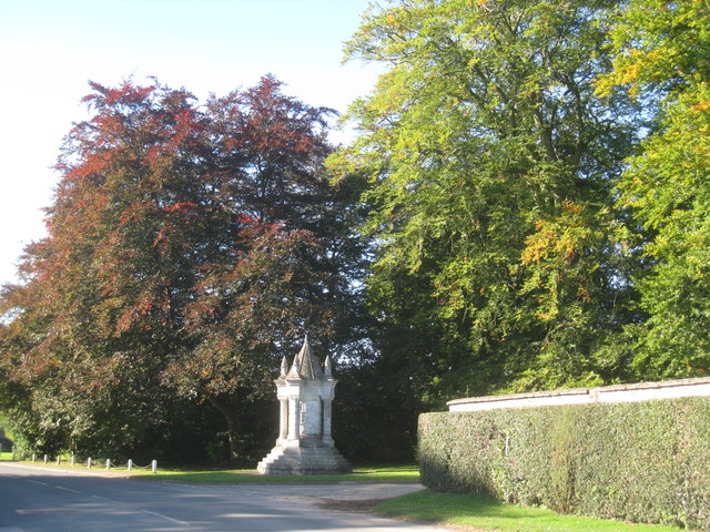 Waggoners Memorial, Sledmere