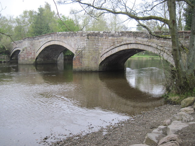 Pooley  Bridge  and  River  Eamont