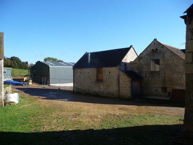 Outbuildings at Edge Farm
