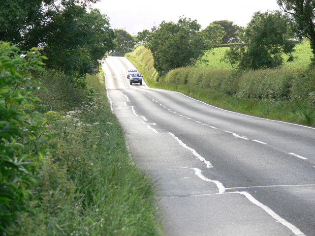 Loughborough Road at Grimston Gap