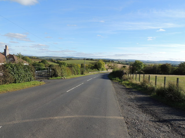 The B730 near Midton