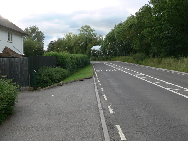 Shoby Lodge along the A6006
