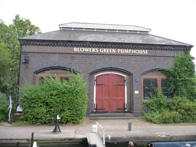 Blowers Green Pumphouse