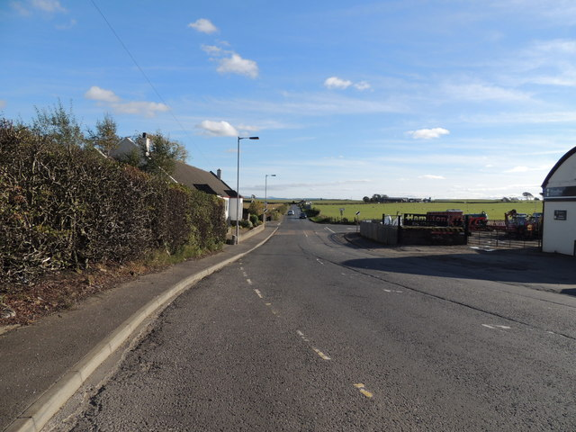 The B730 at Tarbolton
