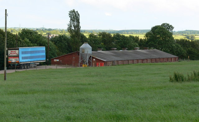 Shoby Poultry House