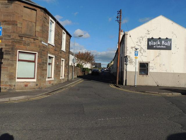 James Street, Tarbolton