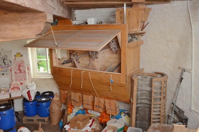 Alford Windmill - flour dresser