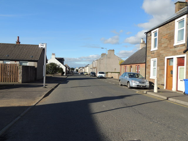 Montgomerie Street, Tarbolton