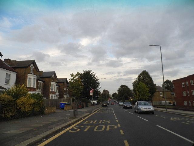 Croydon Road, Anerley