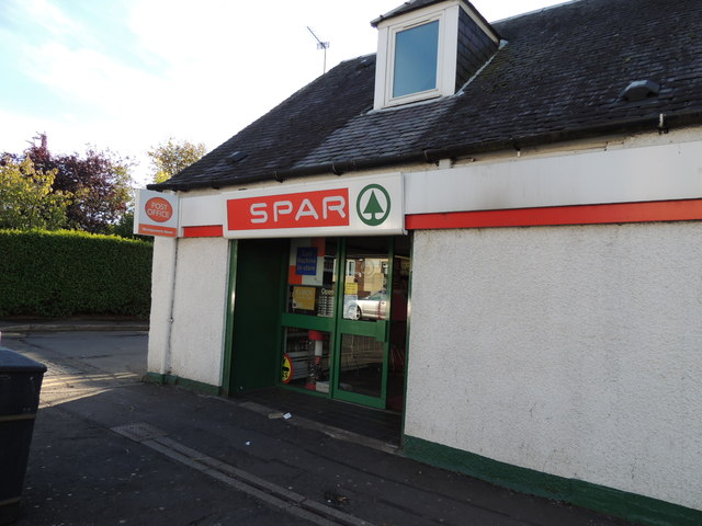 Spar Shop, Tarbolton
