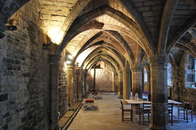Greyfriars undercroft