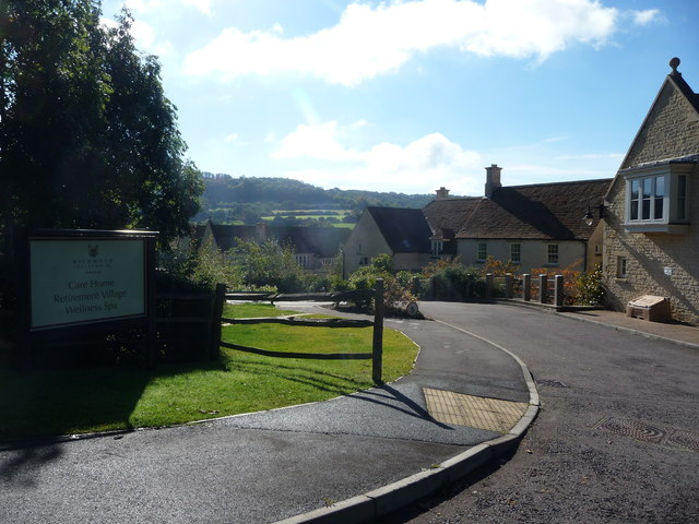 Part of Richmond Retirement Village, Painswick