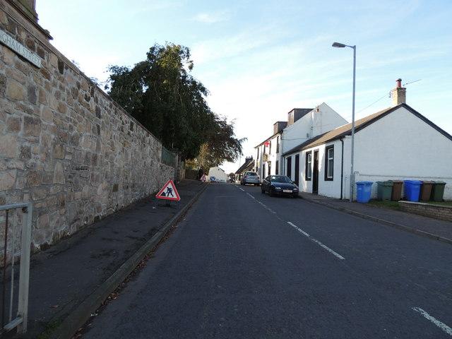 Cunningham Street, Tarbolton