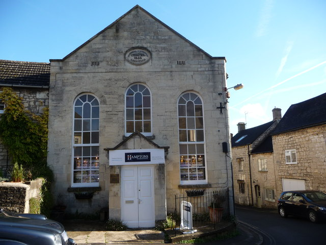 Converted chapel in Painswick