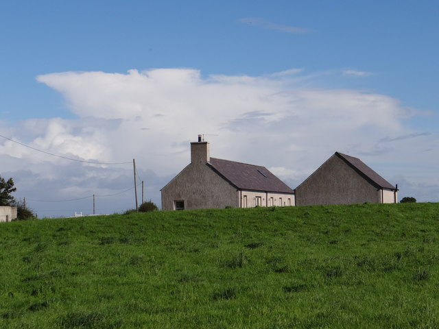 Houses at Garvagh Road