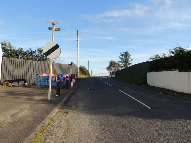 The B730 at Bogend