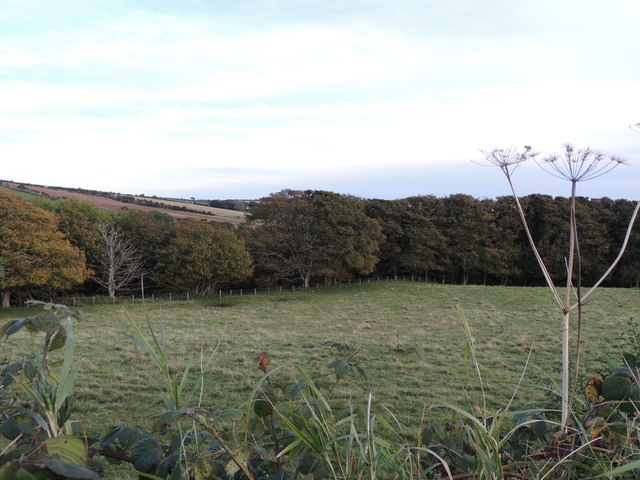 Farmland near Ballochillie Glen