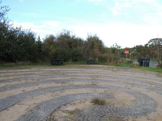 Picnic Area at Dalquhat Brae